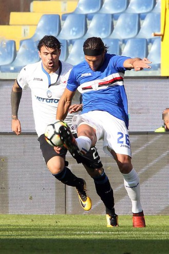 Sampdoria-Atalanta (Lapresse)