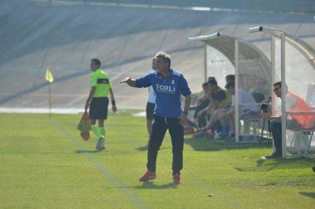 Coach Bardi (foto Frasca)