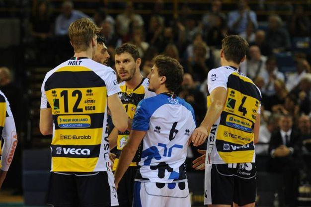 Azimut Modena batte Bbc Castellana per 3-0 (foto Fiocchi)