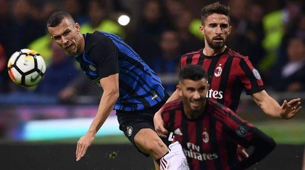 Inter-Milan dello scorso ottobre (Afp)