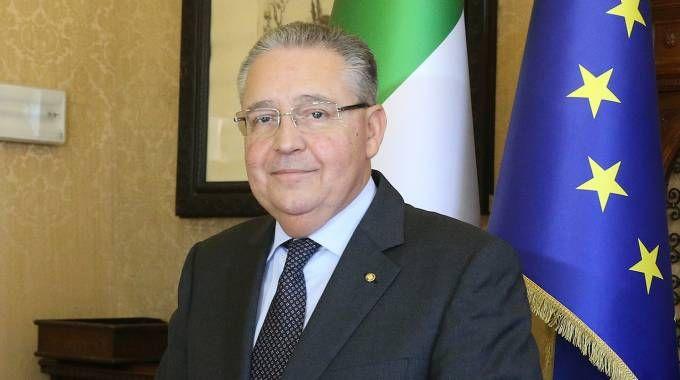 Il prefetto di Pesaro Luigi Pizzi