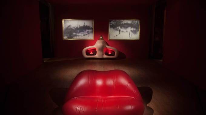 Duchamp, Magritte, Dalì - foto Schicchi