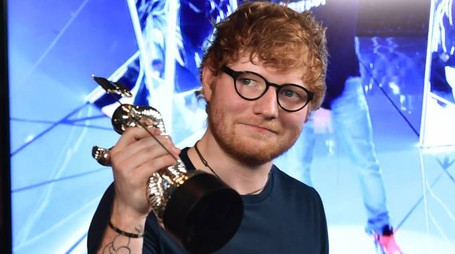 Ed Sheeran (Afp)