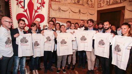 Presentato il progetto Maggio Metropolitano (Foto NewPressPhoto)