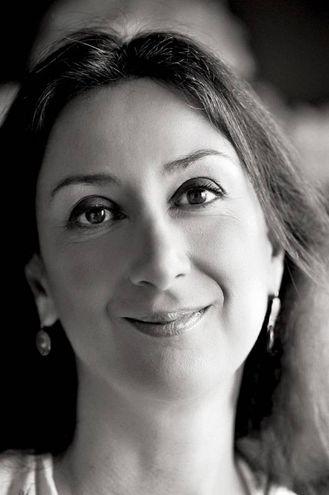 Daphne Caruana Galizia  (Ansa)