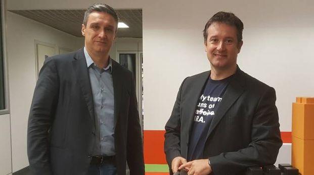 Alessandro Rizzoli e Federico Sita, insieme nel 2008 hanno creato GetConnected