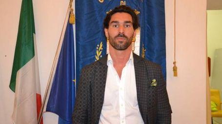 L'assessore al Patrimonio Federico Mazzarello