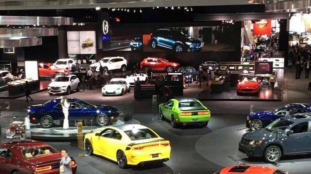 Mercato Auto Europa Fca Economia Quotidianonet - Mercato car show