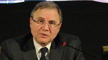 Ignazio Visco, governatore della Banca d'Italia (foto Newpress)