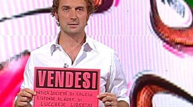 """Gianfelice Facchetti alla """"Domenica Sportiva"""""""