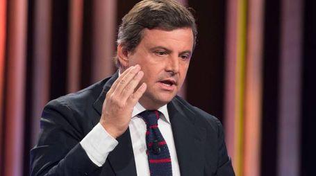 Il ministro Carlo Calenda (ImagoE)