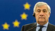 Antonio Tajani, presidente del Parlamento europeo (Ansa)