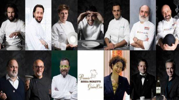 Premio Birra Moretti Grand Cru 2017, la giuria superstellata