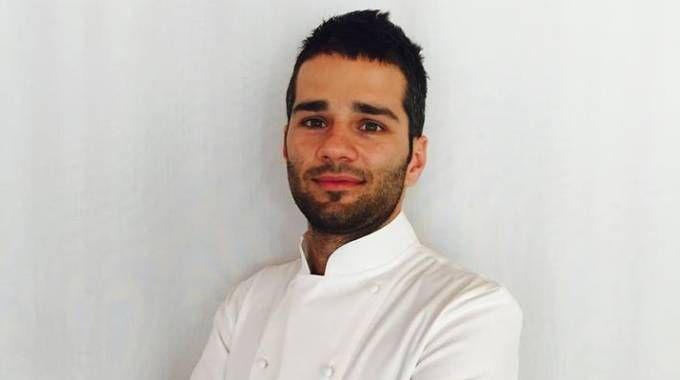 Giorgio Puleo, sous-chef de 'Il Portico' di Appiano Gentile