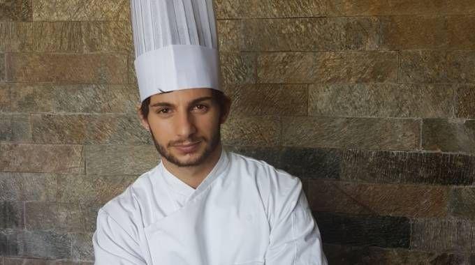 Alessio Gallelli, pastry-chef de 'I Fontanili' di Gallarate