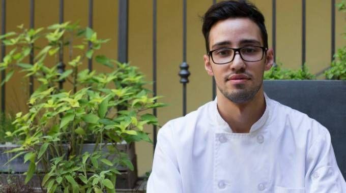 Simone Tascone, sous chef al 'Koinè' di Legnano