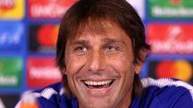 Il tecnico del Chelsea Antonio Conte (LaPresse)