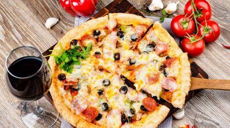 Vino pizza