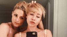 Michelle Hunziker e Aurora Ramazzotti (Foto Instagram)
