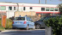 Muore travolta dal treno, la linea Adriatica interrotta per 4 ore (foto Effimera)