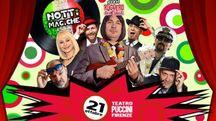 Notti Magiche, l'evento in programma al Teatro Puccini