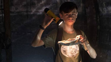 Una scena del film 'It' – Foto: Brooke Palmer/Warner Bros