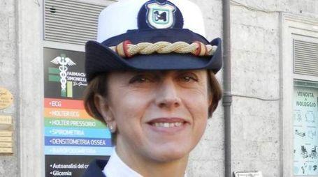 AL VERTICE Patrizia Celani è la comandante  della polizia municipale di Ascoli