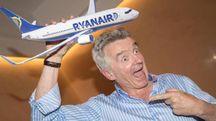 Michael O'Leary, Ceo di Ryanair - Ansa