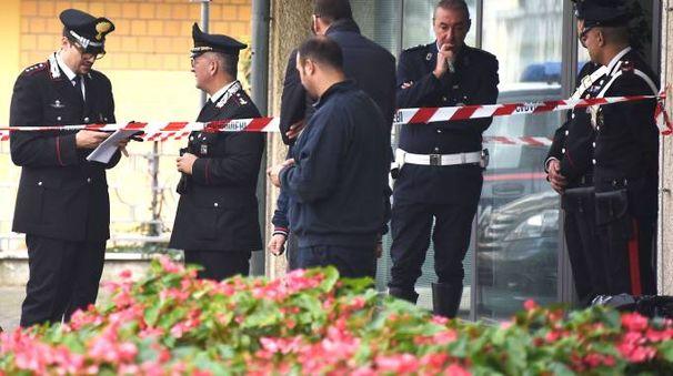 Bellaria Igea Marina, vigile si uccide al comando (Foto Migliorini)