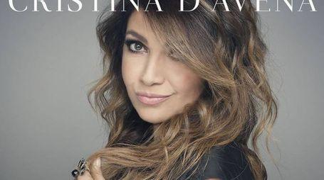 Cristina D'Avena ritratta nella copertina di 'Duet - Tutti cantano Cristina'
