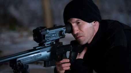 Una scena della serie TV 'The Punisher' – Foto: Netflix/Marvel