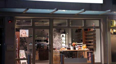 Il furto nel negozio di ottica è stato denunciato ai carabinieri