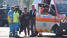Luca De Angeli è stato subito arrestato dopo il fatto