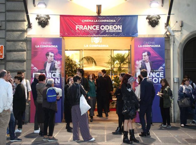 France Odeon (foto Umberto Visintini/New Pressphoto)