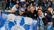 I tifosi dell'Atalanta (Afp)