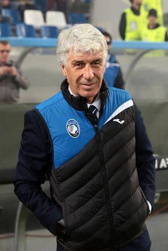 Gasperini, allenatore della Dea (Ansa)