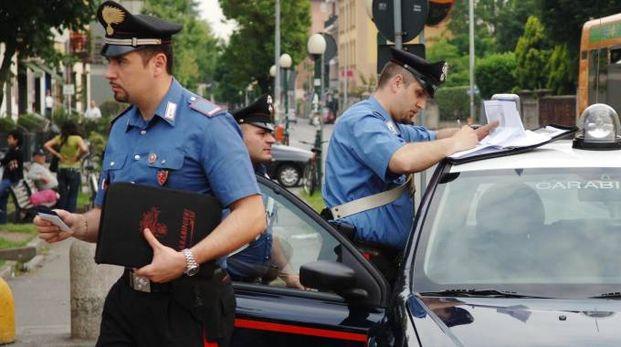 Per sedare gli animi sono dovuto arrivare i carabinieri