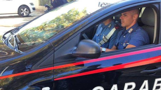 I carabinieri sono intervenuti per sedare una rissa (foto d'archivio)