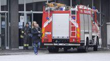 La scuola è stata evacuata per precauzione (foto d'archivio)
