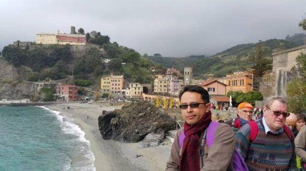 Il tratto naturalistico a ridosso del borgo di Monterosso