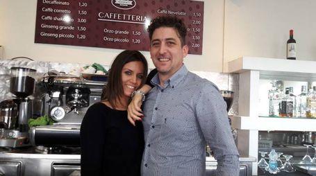 Cosimo Zullino e Adriana Castiglione (Bar Residence, Portoferraio)