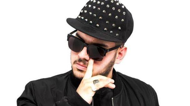 Il rapper Marmo