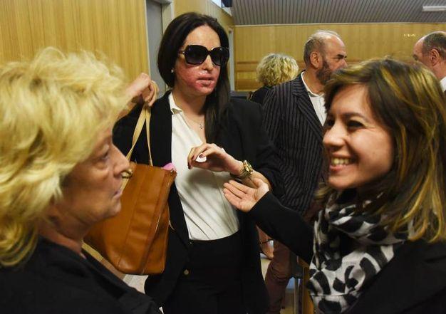La notte del 10 gennaio scorso aveva sfregiato con l'acido la ex fidanzata Gessica Notaro (foto Migliorini)