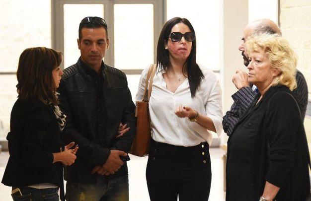 La sentenza è stata letta dal gup di Rimini Fiorella Casadei (foto Migliorini)