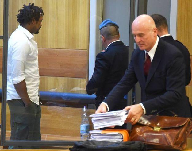 Il capoverdiano è stato anche condannato ad un risarcimento di 230mila euro a favore di Gessica Notaro (foto Migliorini)