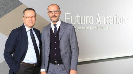 Stefano Morandi e Tiziano Tempestini