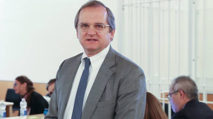 Stephen Clark, direttore del Getty Museum in tribunale a Pesaro