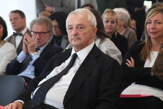 Alberto Masotti, patron della nuova 'casa' della moda (foto Schicchi)