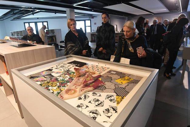 Fri ospita il master di primo livello 'Design and tecnology for fashion communication' (foto Schicchi)