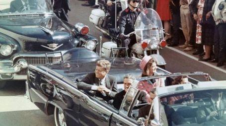 John Fitzgerald Kennedy a Dallas